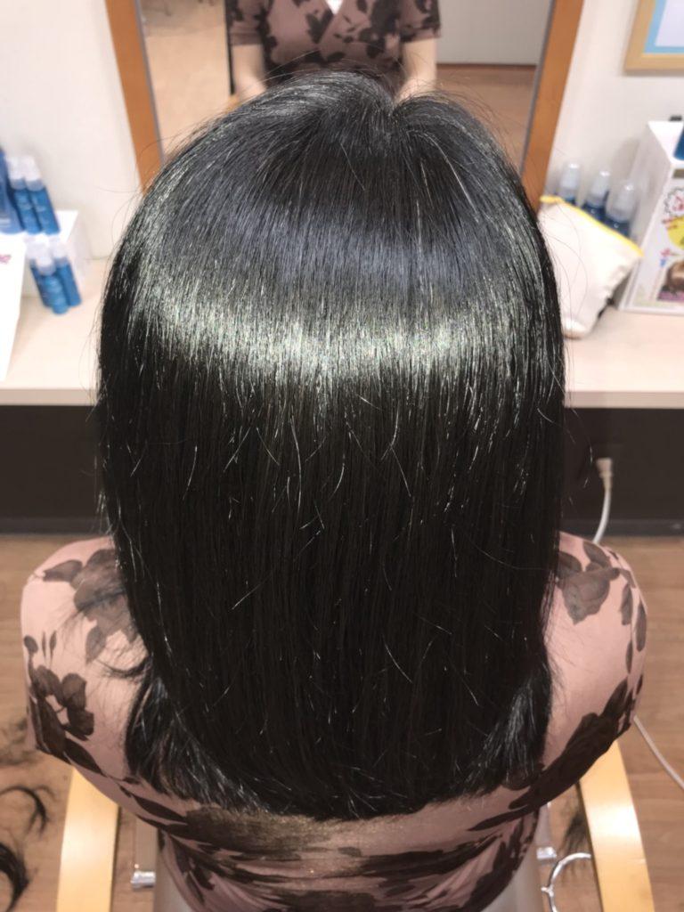 キラ髪:ダメージを補修しながら輝く髪に・・・
