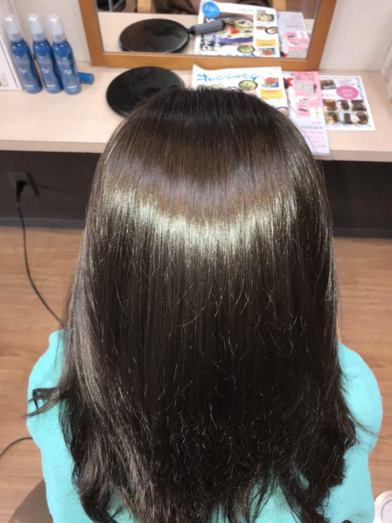 キラ髪:くせ毛を含め髪を芯から改善・補修☆健髪ストレート☆