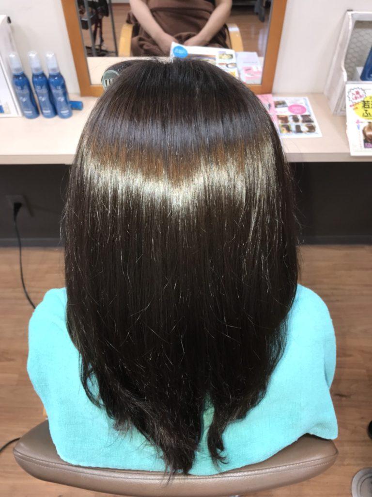 キラ髪:シャンプーしても輝きが持続♪しなやかな美しさ♡