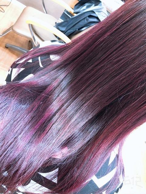 キラ髪☆✨今沢店スタイリストの大森です(^^) キラ髪をやってもらい、パサついていた私の髪がすごくキレイにツヤツヤになりました。