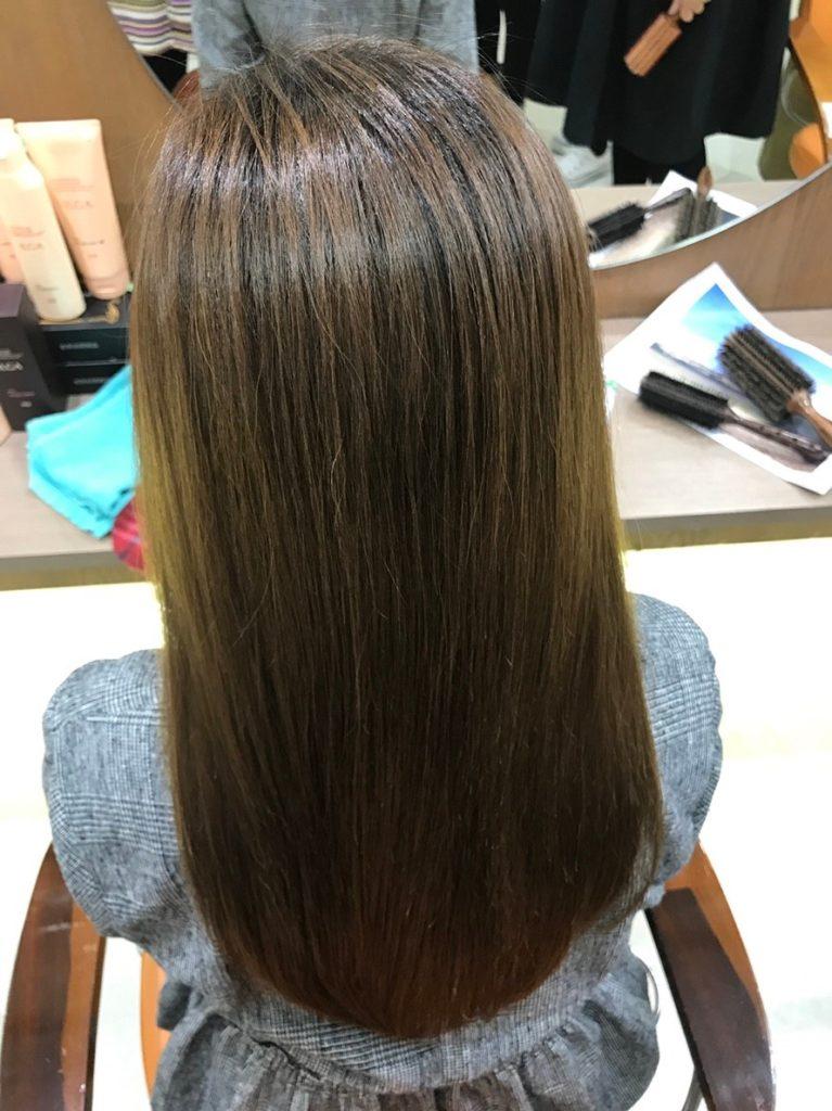 キラ髪:歳とともに髪が細くなったら・・・。うねりが気になる・・・。そんなアナタに。毛先美人の秘密はキラ髪✨技術です💖