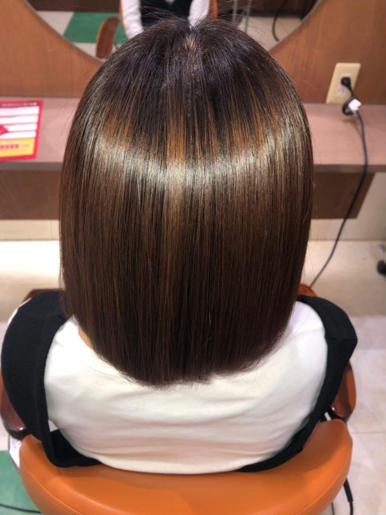 キラ髪:よくいただく質問08:髪が細いのですが、根元のボリュームは、どうなりますか?髪の一本一本のハリコシ・強度も改善するため、根元はふんわり仕上がります♪
