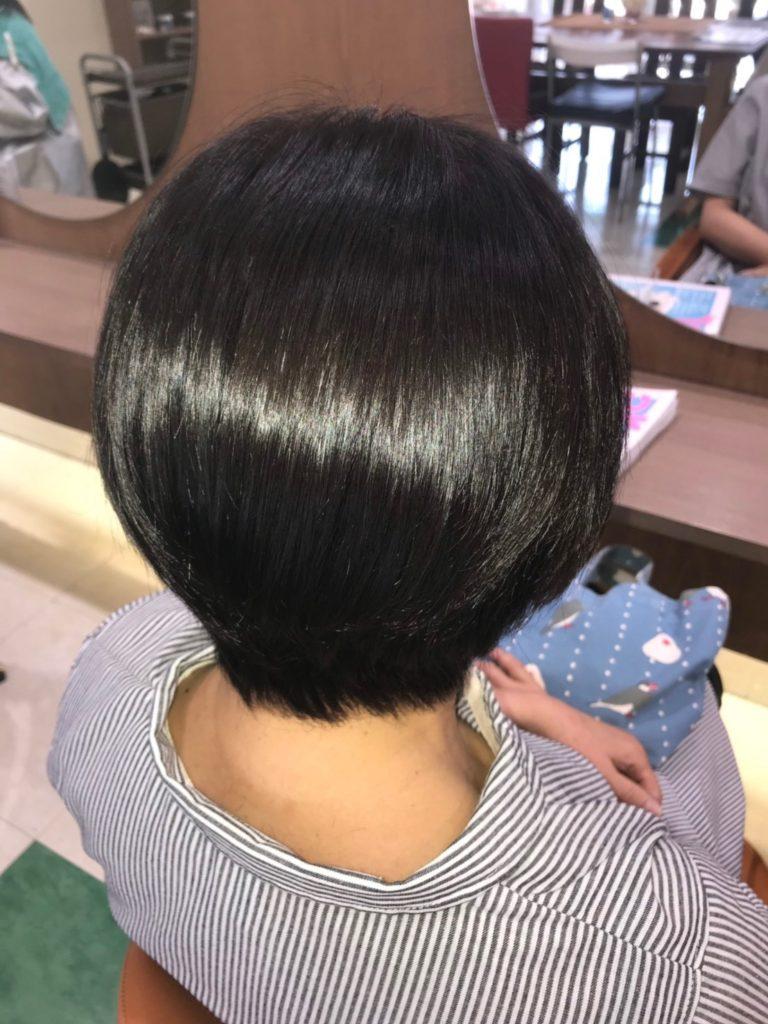 キラ髪☆枝毛・切れ毛、髪の傷み、くせ毛が気になる、朝のスタイリングが面倒・・・髪質改善のキラ髪✨なら、きっとお客様のお悩みを解消してくれます‼️