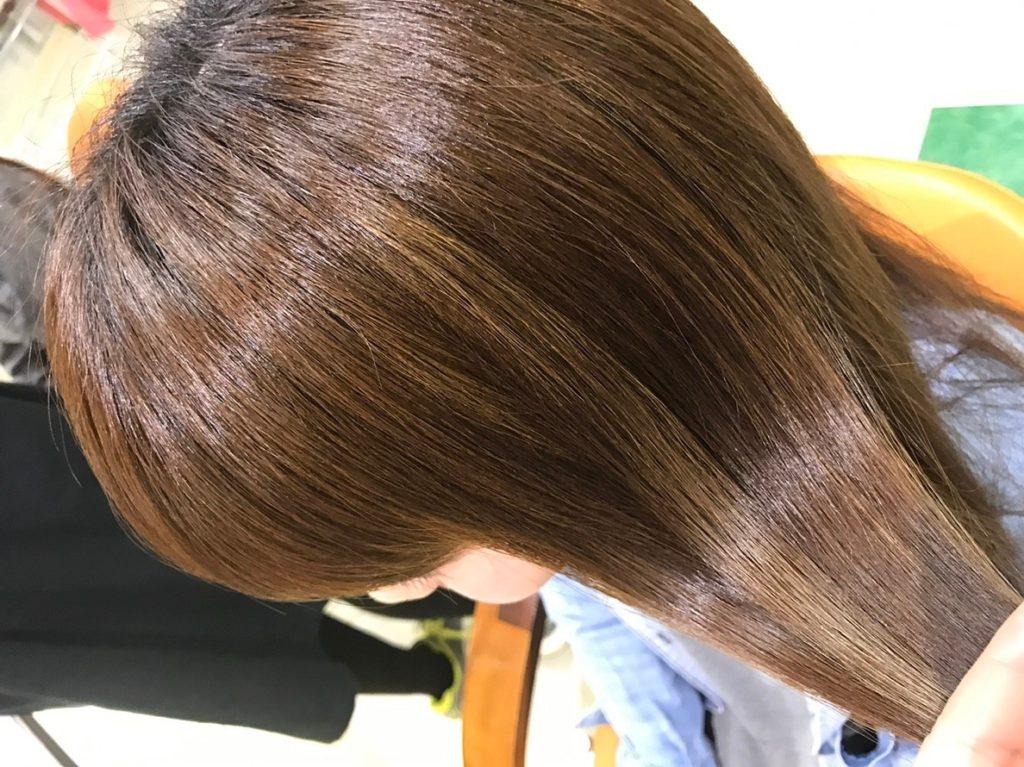 キラ髪:よくいただく質問09:どのくらいの頻度で行えばいいですか?個人差はありますが、毛髪が改善するまでに月に一回の施術がオススメです☆また改善効果に満足していただいた場合は2〜3ヶ月に一度行ってください♪