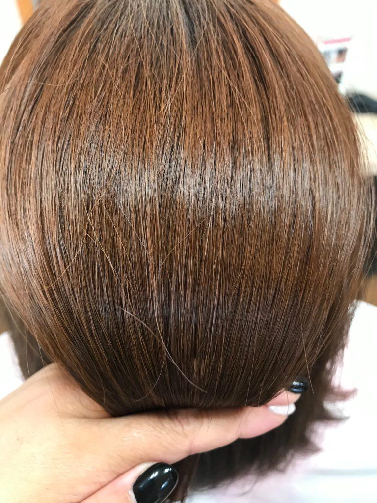 キラ髪:「髪のきしみが気になる方」は要注意‼️髪質改善のキラ髪✨メニューなら、夏のダメージ毛を髪の内部から傷みを〝なおし・元気に〝