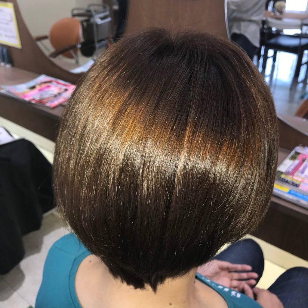 キラ髪:髪が細くなってきた・ うねりが気になる・・・そんなあなたに「キラ髪」をオススメします♪