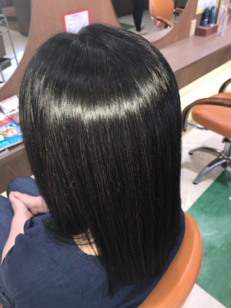 髪質改善キラ髪✨3回目